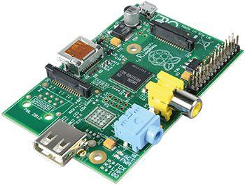 Raspberry Pi 1 Modelo A