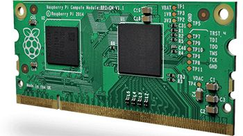 Raspberry Pi 1 Modelo Compute Module