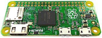 Raspberry Pi 1 Modelo Zero