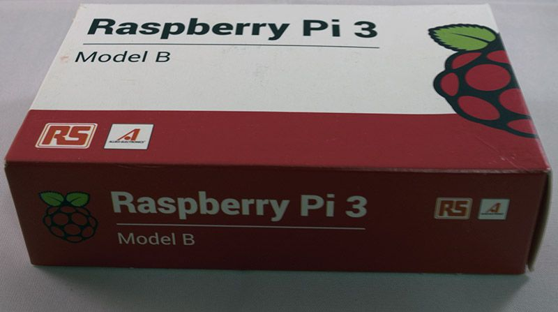 Tutorial Raspberry Pi 3 Caja Rs