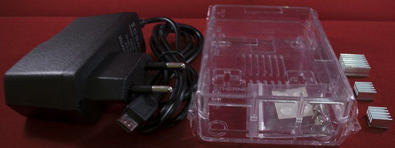 Tutorial Raspberry Pi 3 Kit Zacro 3 en 1 Accesorios