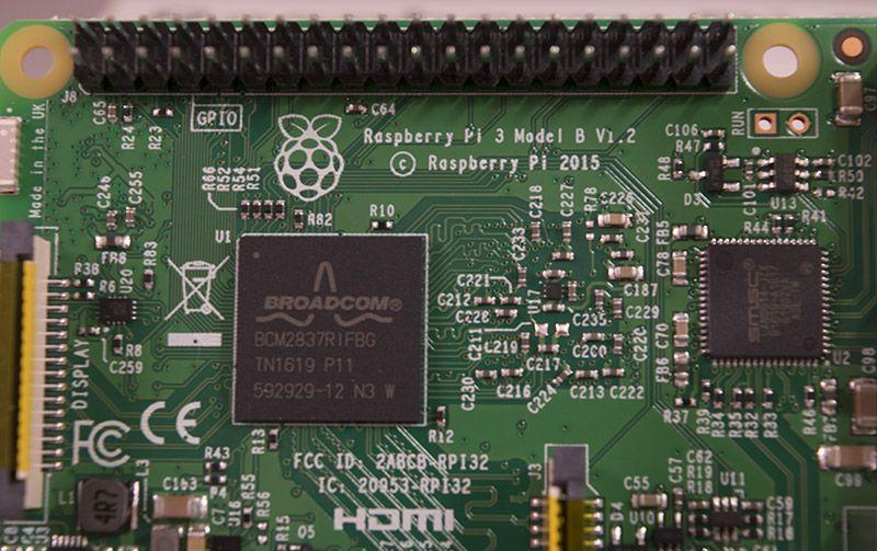 Tutorial Raspberry Pi 3 Puertos GPIO