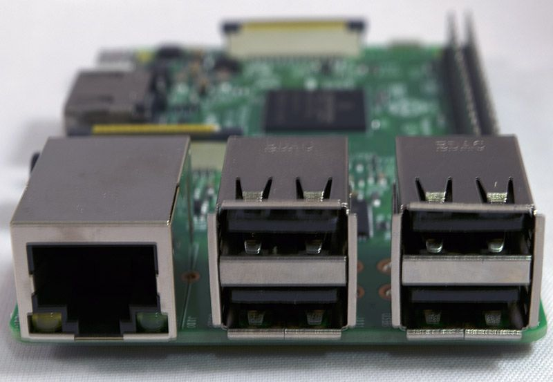Tutorial Raspberry Pi 3 Puertos Usb Ethernet